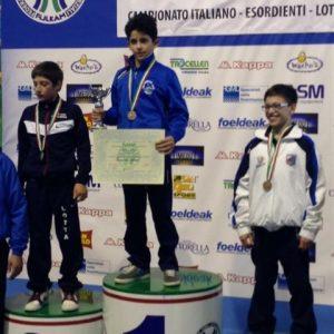 podio 38kg